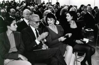 Princeza Jelisaveta i Hauard Oksenberg na dobrotvornoj aukciji u Njujorku