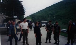 Princeza Jelisaveta posetila Bujanovac