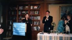 Princeza Jelisaveta govori na skupu Fondacije NJEGOŠ