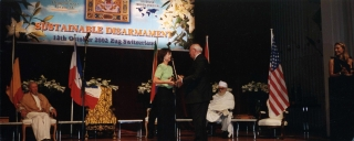 Princeza Jelisaveta prima nagradu DEMIURGUS PEACE INTERNATIONAL