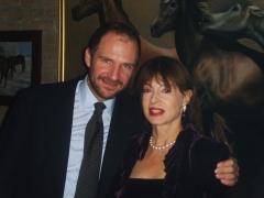 Princeza Jelisaveta i Ralf Fajns