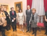 Princeza Jelisaveta otvorila izložbu slika Paje Jovanovića - Dom Jevrema Grujića, Beograd, 1. novembar 2017. (Foto: Željko Jovanović)