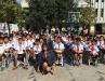 Nj.K.V. princeza Jelisaveta na svečanom otvaranju osnovne škole Suverenog reda svetog Jovana od Jerusalima u oblasti Guangdong u Kini