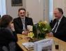 Otvaranje izložbe posvećene knezu Pavlu (Kikinda, 9. decembar 2010.)