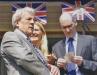Kraljevsko venčanje: svečani koktel u ambasadi Velike Britanije u Beogradu (29. april 2011.)