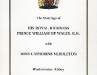 Program venčanja Princa Vilijema i Kejt Midlton 1/18