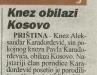 KURIR, 16. oktobar 2006.