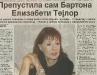 POLITIKA, 22., 23. i 24. april 2006.