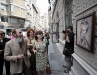Princeza Jelisaveta - pokrovitelj Art Ture na ulicama Beograda
