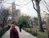 Princeza Jelisaveta u Central Parku