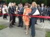 Svečanost otvaranja novih kuća u Domu slepih u Pančevu (22. maj 2008.)