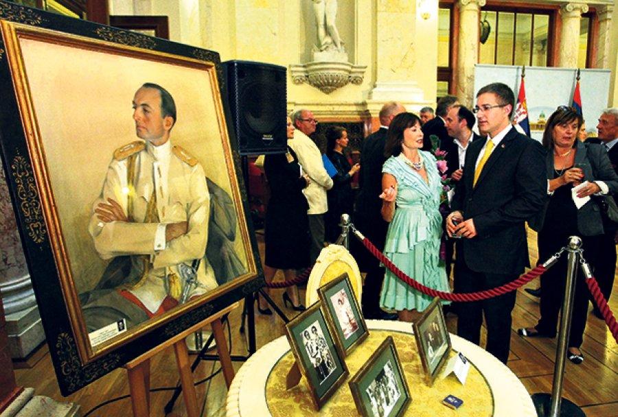 U Parlamentu otvorena izložba o kraljevskim namesnicima