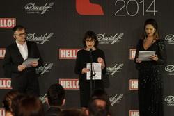Princeza Jelisaveta na dodeli nagrada Hello! za 2014. godinu