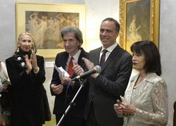 Princeza Jelisaveta Karađorđević otvorila izložbu slika Paje Jovanovića